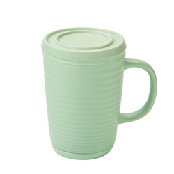 16 oz. Ripple Mug with Tilt and Drip Infuser (Mint Green)