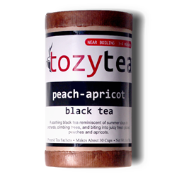 Peach Apricot Black Tea