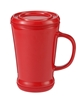Classic Red Currant Tilt and Drip Infuser Mug