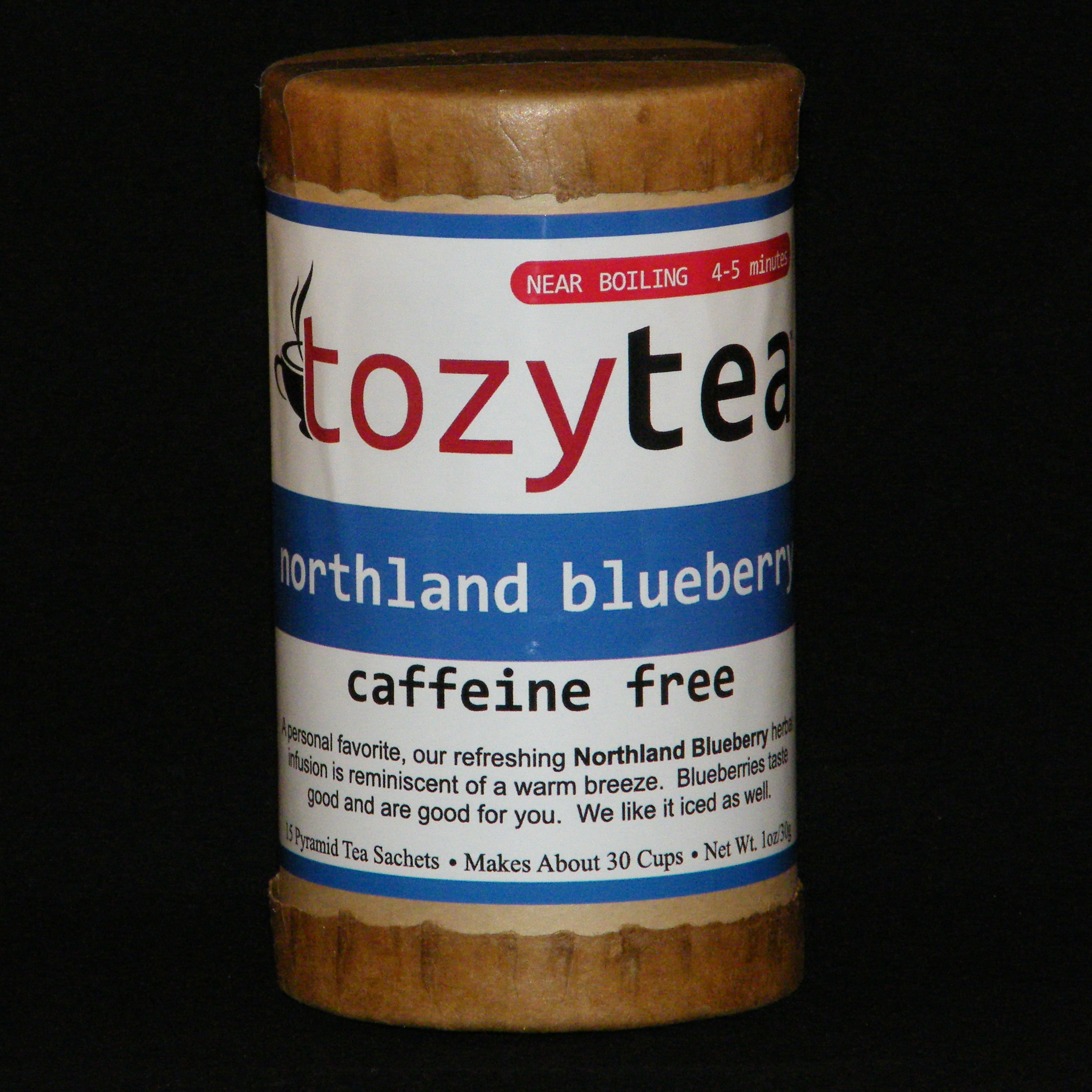Northland Blueberry blueberry, tea, herbal, infusion, oxidant, antioxidant, infusion